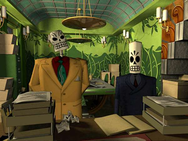 Grim Fandango terá versão remasterizada para PlayStation 4 e PlayStation Vita
