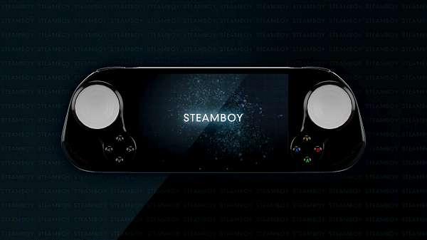 SteamBoy é uma Steam Machine portátil