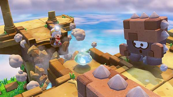 Novo trailer do Captain Toad: Treasure Tracker apresenta 70 fases
