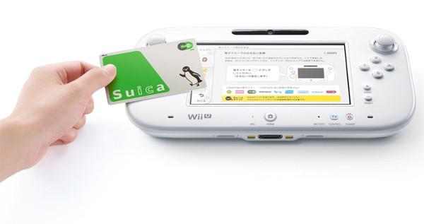 No Japão será possível fazer pagamentos na eShop usando cartões NFC e o Wii U Gamepad