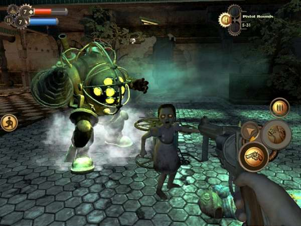 BioShock terá versão para iOS
