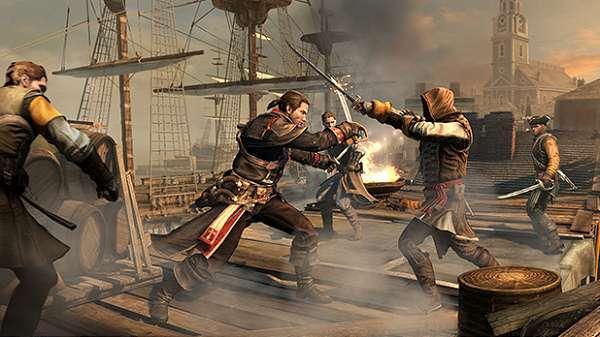 Novo trailer do Assassin's Creed Rogue mostra ataque a um quartel general dos Assassinos