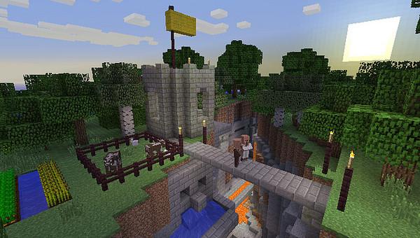 Minecraft chegará ao PlayStation Vita na próxima semana