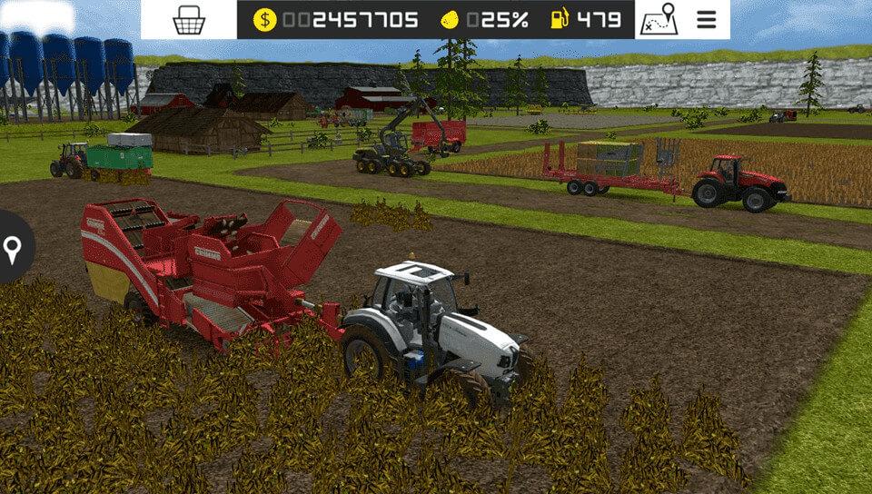 Resultado de imagem para Farming Simulator 16