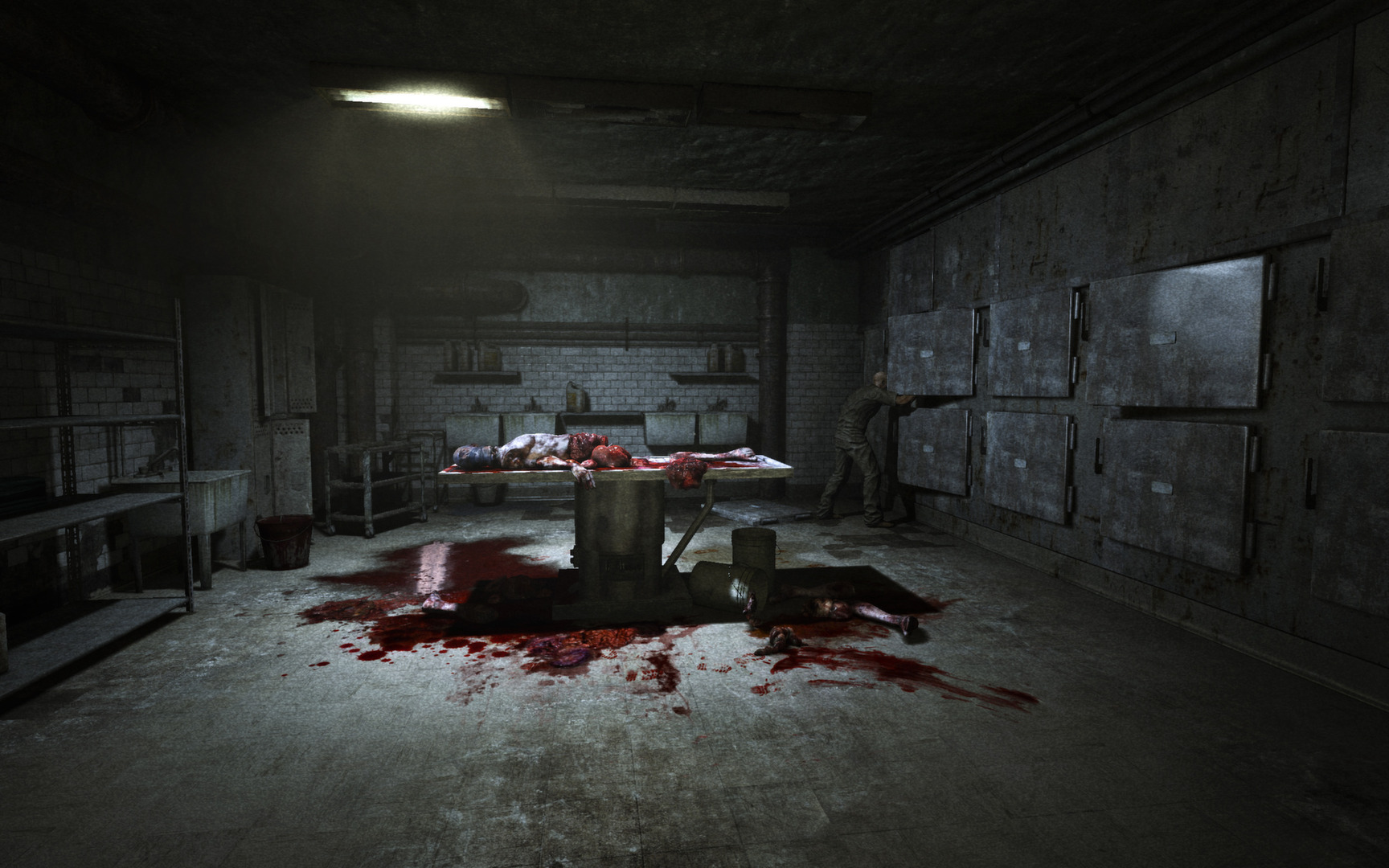 Outlast Free Download full version pc game for Windows (XP