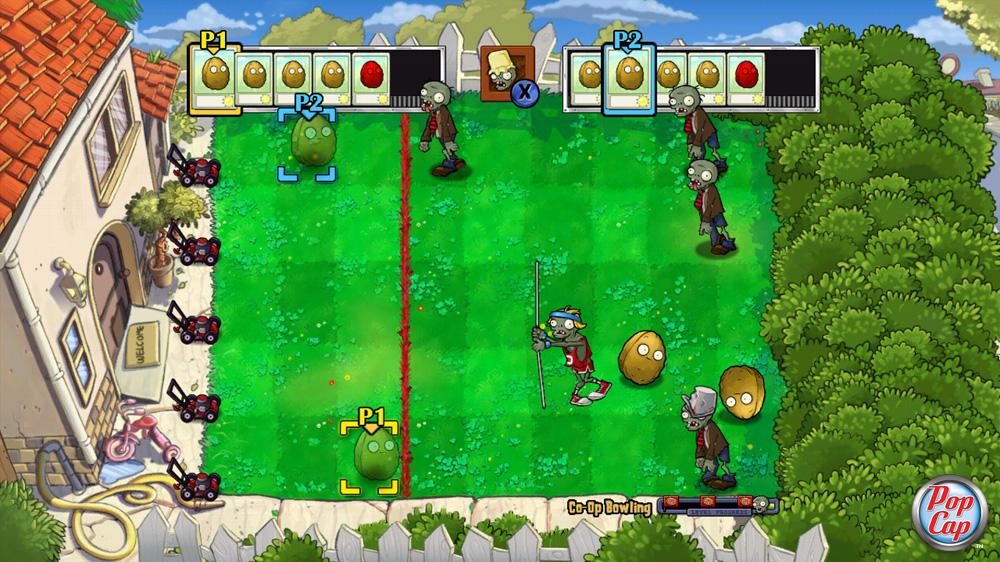jogo plants vs zombies para xbox 360 dicas análise e imagens