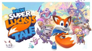 New Super Lucky's Tale é anunciado para Nintendo Switch