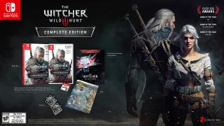 The Witcher 3: Wild Hunt Complete Edition é anunciado para o Nintendo Switch
