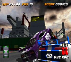 Destruction Derby Arenas