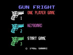 Screenshot de Gunfright