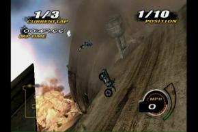 Screenshot de Nitrobike