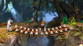 Screenshot de Lego Indiana Jones: The Original Adventures