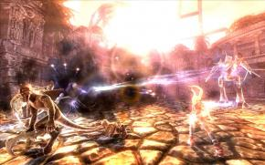Screenshot de X-Blades