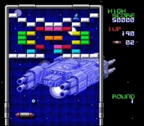 Screenshot de Arkanoid: Doh It Again