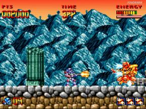 Screenshot de Super Turrican