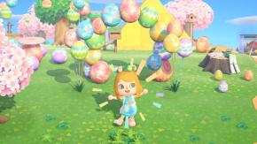 Screenshot de Animal Crossing: New Horizons