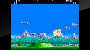 Screenshot de Arcade Archives: P-47