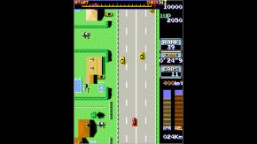 Arcade Archives: Road Fighter