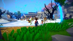 Screenshot de Ary and the Secret of Seasons