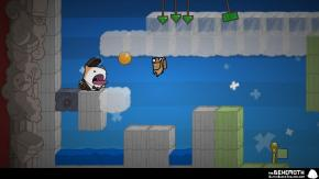Screenshot de BattleBlock Theater