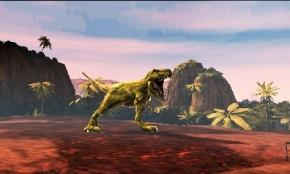 Screenshot de Combat of Giants: Dinosaurs 3D