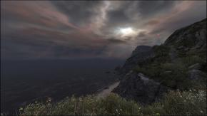 Screenshot de Dear Esther: Landmark Edition