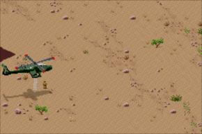 Desert Strike Advance