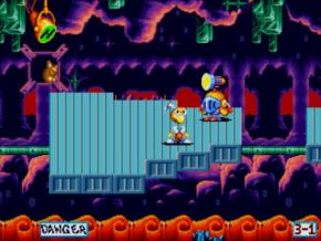 Screenshot de Dynamite Headdy