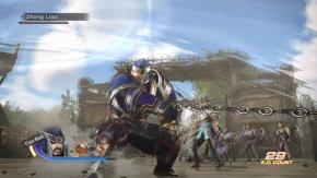 Screenshot de Dynasty Warriors 7