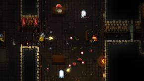 Screenshot de Enter the Gungeon