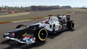 Screenshot de F1 2012