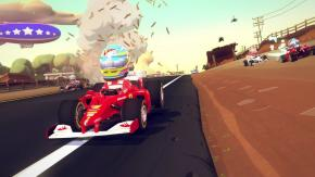 Screenshot de F1 Race Stars