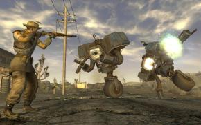 Screenshot de Fallout: New Vegas