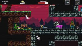Screenshot de Ghoulboy: Dark Sword of Goblin