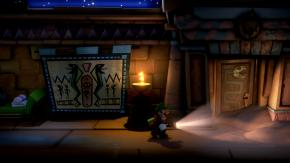 Screenshot de Luigi's Mansion 3
