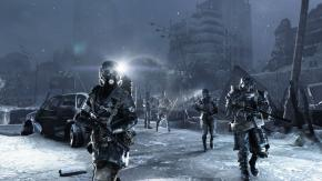 Screenshot de Metro 2033 Redux