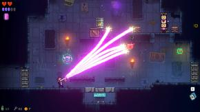 Screenshot de Neon Abyss