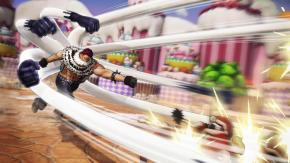 Screenshot de One Piece: Pirate Warriors 4