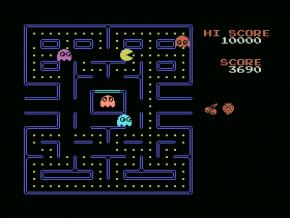Screenshot de Pac-Man