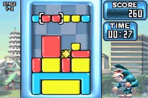 Screenshot de Rampage: Puzzle Attack