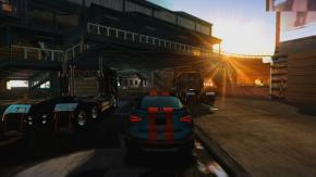 Screenshot de Ridge Racer Unbounded