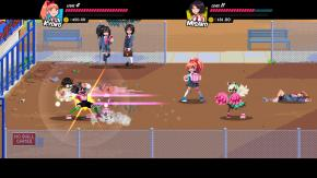 Screenshot de River City Girls