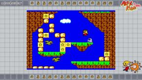 Sega Ages: Alex Kidd in Miracle World