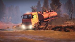 Screenshot de Spintires