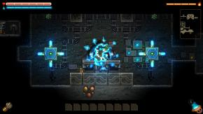 Screenshot de SteamWorld Dig