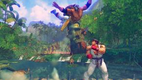Screenshot de Street Fighter IV