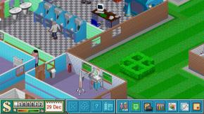Screenshot de Theme Hospital