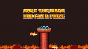 Screenshot de Timberman VS
