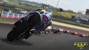 Screenshot de Valentino Rossi The Game