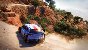 Screenshot de WRC 7